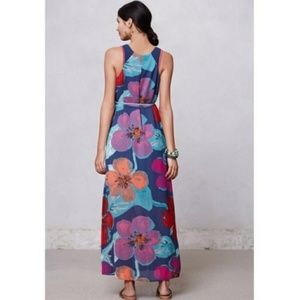 Maeve Pakpao Floral Dress
